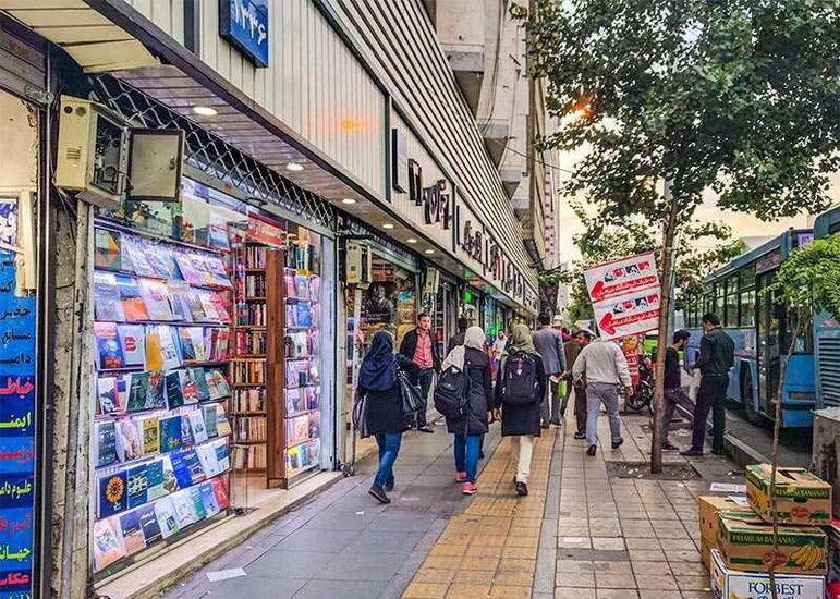 ساماندهی راسته کتابفروشان در دستور کار شورای شهر