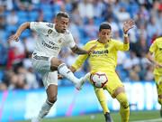 هفته ۳۶ لالیگا؛ پیروزی رئال با دو گل ماریانو