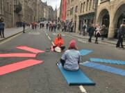 اجرای طرح خیابانهای باز در پایتخت اسکاتلند