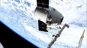 سفینه باربری دراگون به ایستگاه فضایی بینالمللی پیوست