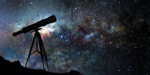 ضيافت آسمان در هفتهي نجوم