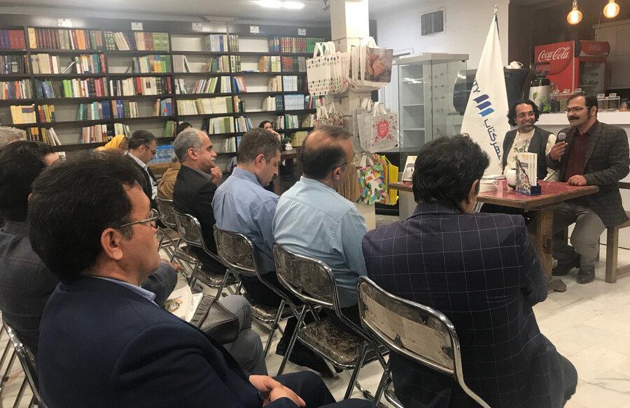 رونمایی از شماره ۹۹ همشهری داستان ویژه خراسان در شهر کتاب مشهد برگزار شد