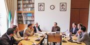 بازدید رئیس سازمان سینمایی از بنیاد سینمایی فارابی