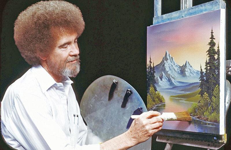 باب راس نقاش آمريكايي