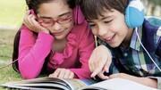 استفاده از کتاب گویا برای کودکان توصیه نمیشود