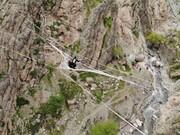 ماجراجویی در ارتفاعات وردیج