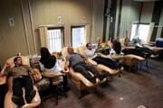 کاهش ذخایر خونی در فصل سرما | به یاری بیماران بشتابید