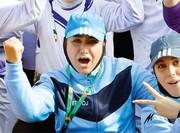 روی پیراهنم مینویسم: زنان مظلوم ورزش ایران