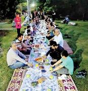شبهای زنده رمضان در تهران