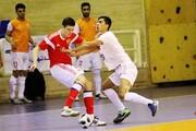 پیروزی پر گل ایران مقابل ترکمنستان در مرحله مقدماتی قهرمانی آسیا