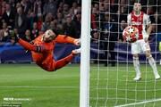 تاتنهام در فینال رقابتهای لیگ قهرمانان اروپا