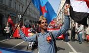 عکس روز: یادبود پیروزی ارتش سرخ