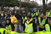 بیست و ششمین هفته اعتراض در فرانسه | جلیقه زردها بار دیگر به خیابان آمدند
