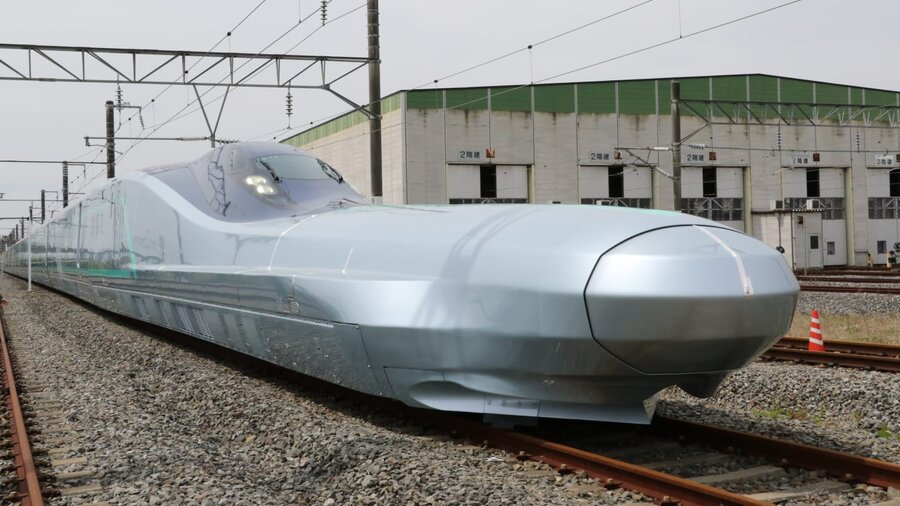 قطار سريع السير