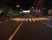 خط عابر سه بعدی در خیابانهای منطقه ۳