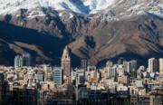 افزایش موقتی غلظت ذرات آلاینده در هوای تهران