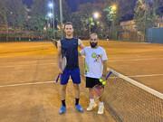 الماسی در جایگاه نخست رقابتهای تنیس آزاد تهران ایستاد