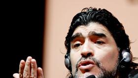 عکس | چرا دیه گو مارادونا بوکسور شد؟