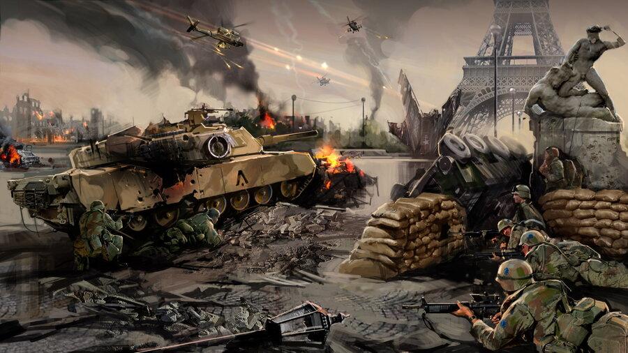 کنفرانس چگونگی پایان دادن به جنگ در ايالات متحده برگزار میشود