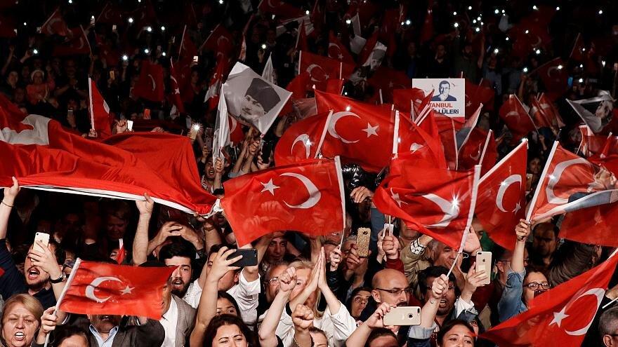 اعتراضات در تركيه