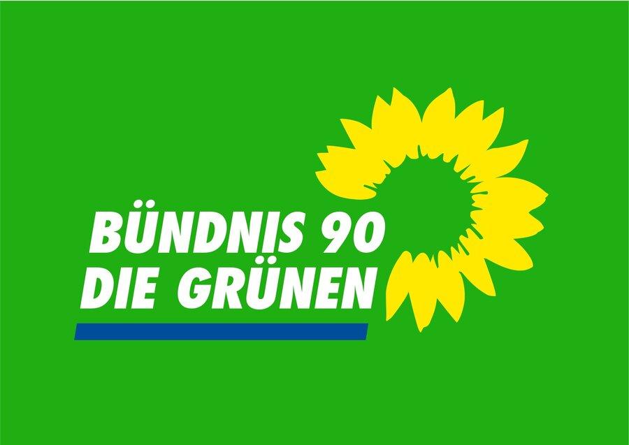 لوگوي حزب سبزهاي آلمان