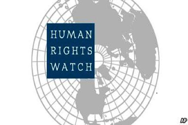 سازمان ديدهبان حقوق بشر