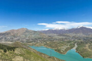 حجم آب ورودی به سدهای تهران ۵۱ درصد کاهش یافت