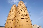 شهر برجهای مدرن و کبوترخانههای سنتی