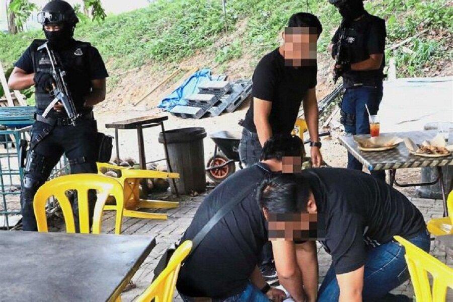 دستگيري مظنونان عملیات تروریستی در مالزی