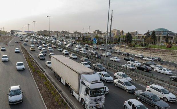 گره گشایی ازترافیکی آزادراه کرج- تهران