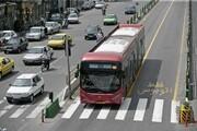 اتوبوسهای بخش خصوصی وارد خطوط بی آر تی شدند | وضعیت شیفت شب خطوط اتوبوسرانی