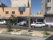 پاکسازی بلوار قائم تهران از دلالان خودرو