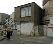 تعریض خیابان ناصری و لوپ پل خاوران