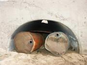 کشف ۱۵ مرکز زیرزمینی قاچاق سوخت