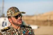 تنها راه غلبه بر توطئههای دشمن از نگاه فرمانده پدافند هوایی ارتش
