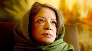 اکران اثر ماندگار ایران درودی در بزرگراه شهید همت