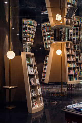 کتابفروشی ژانگشانگ چین