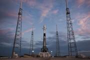 پرتاب ماهوارههای اینترنتی استارلینک شرکت اسپیسایکس به تاخیر افتاد