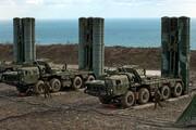 فیلم | سامانه دفاعی موشکی ضدهوایی اس-۴۰۰