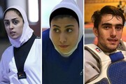 پرونده تکواندوکاران ایران بسته شد