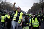 جلیقه زردها خشمگینتر از همیشه به خیابانها آمدند