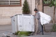 رونق زبالهگردی در رشت