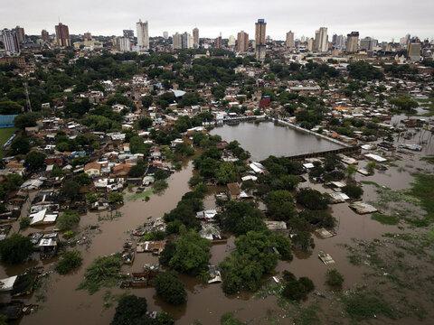 سیل در پاراگوئه
