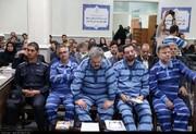 گزارش هفتمین دادگاه متهمان پرونده شرکت پدیده