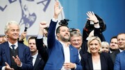 انتخابات پارلمان اروپا   گردهمایی احزاب مهاجرستیز در ایتالیا