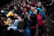 عکس روز: ارابهکشی در جشنواره