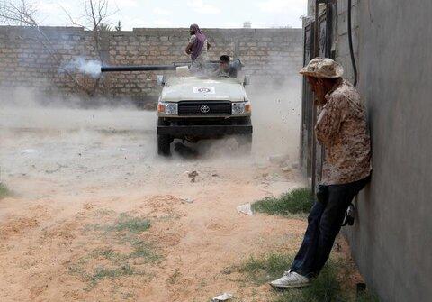 چه خبر از لیبی؟