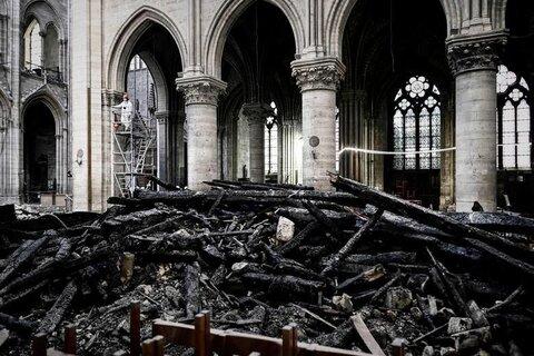 چه خبر از کلیسای نوتردام؟
