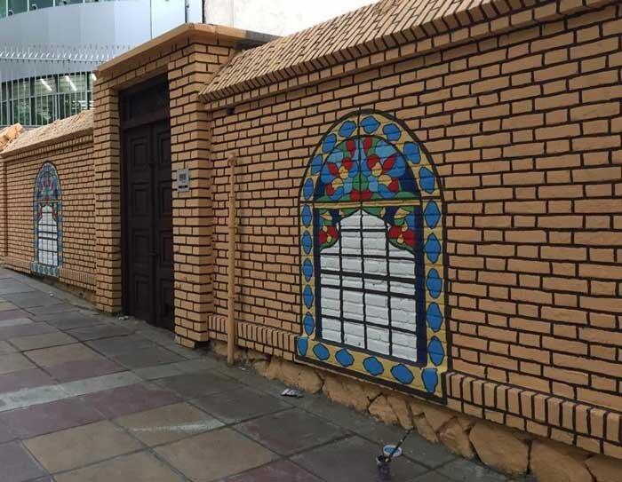 نقاشی دیوارهای منطقه یک