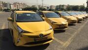 واردات خودروهای هیبریدی با کاربری تاکسی